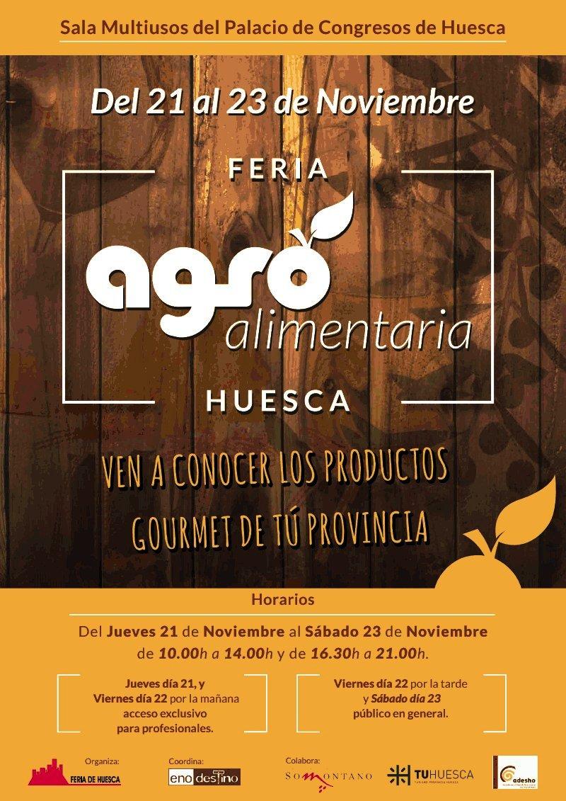 Feria Agro Alimentaria de Huesca